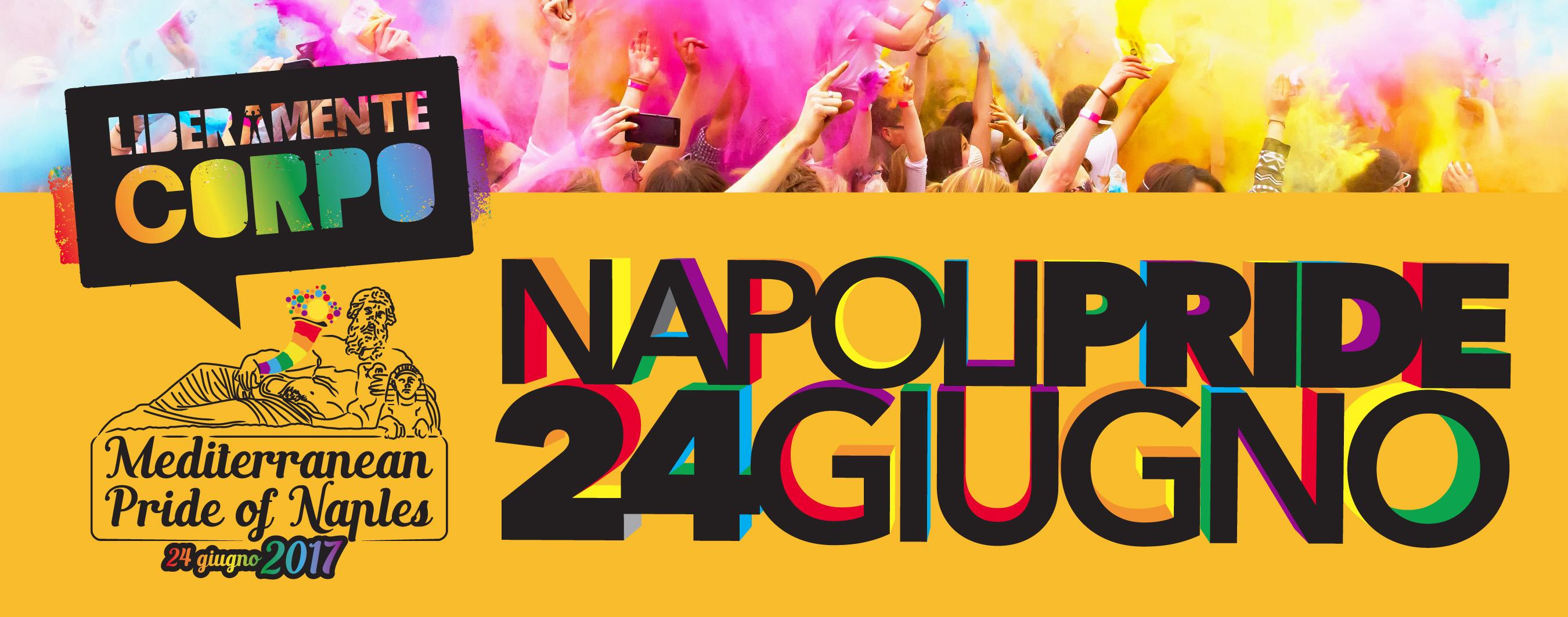 Napoli Pride 2017 - 24 giugno